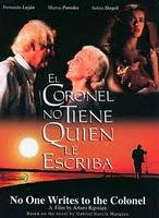 El coronel no tiene quien le escriba (Ver Online - Español latino)