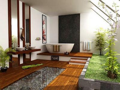 Convertir el baño en un Spa