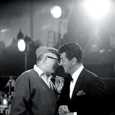 Cine en fotos – Dean Martin y Billy Wilder