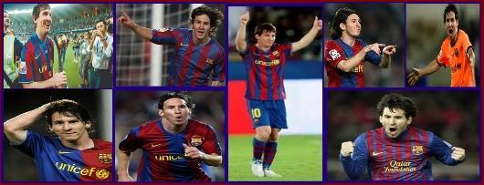 Visca Fútbol - Lío Messi