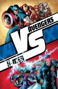 Avengers Vs. X-Men Versus