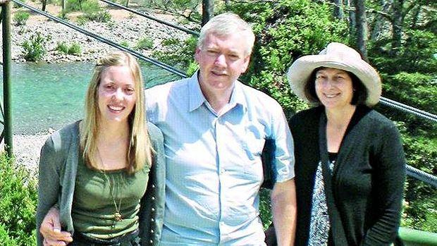 Está bien la joven evangélica australiana agredida en Argentina