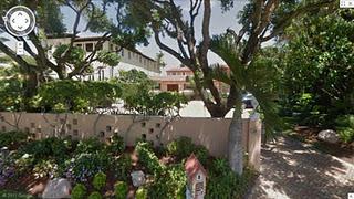 Míticas Portadas de Vinilo en Street View de Google