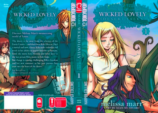 Lo último que leí.......Wicked Lovely: Desert Tales