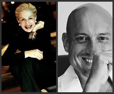 Modalterna.  Tips de Grandes diseñadores latinos. Angel Sanchez y Carolina Herrera.