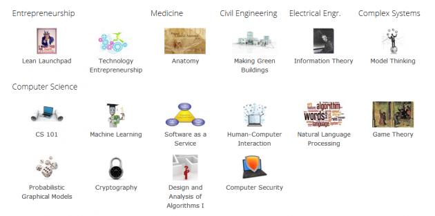 Cursos online de Stanford, la nueva educación