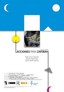 Las lecciones para Zafirah.