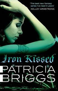 Lo último que leí....Iron Kissed