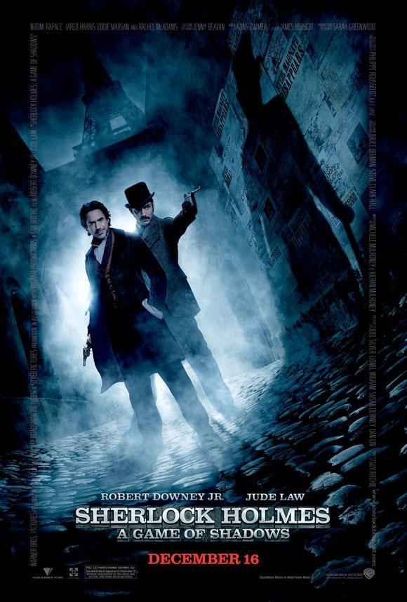 En profundidad: Sherlock Holmes: juego de sombras