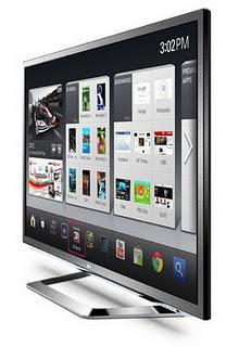 LG Smart TV con Google TV