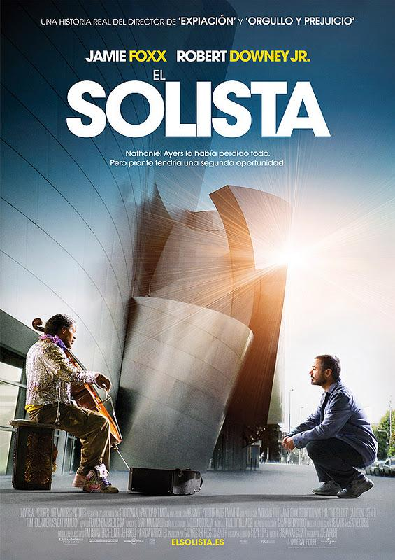 El solista (Joe Wright, 2.009)