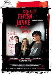 CINEFÓRUM DE SOBREMESA (porque el cine nos alimenta...)Hoy: Los Edukadores, (Hans Weingartner, 2005)