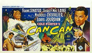 CAN CAN (EE.UU., 1960)