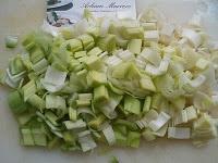 Codornices con salsa de Orejones