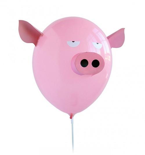ecoracion de globos para fiestas 2 500x533 Decoración de globos para