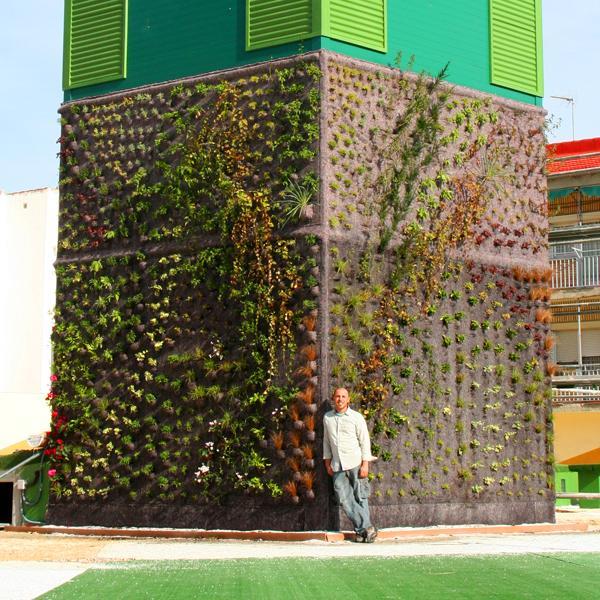 Jardines Verticales Urbanarbolismo Paperblog
