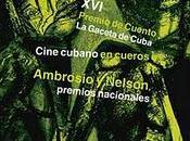 Premio Cuento Gaceta Cuba