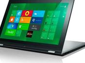 Lenovo IdeaPad Yoga, portátil tablet Windows