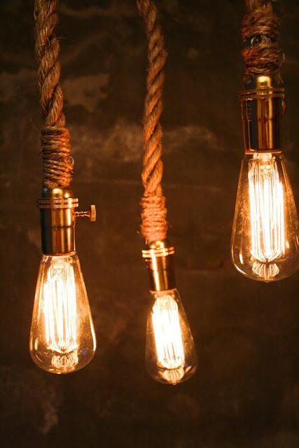 Las l mparas industriales de luke lamp co paperblog - Lamparas industriales vintage ...