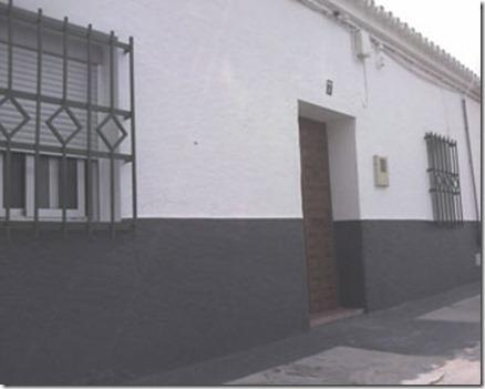 Casa natal de El Cabrero