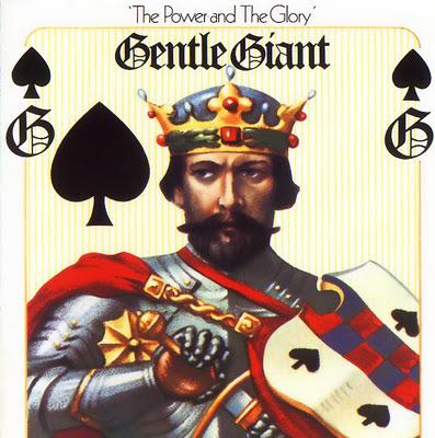 THE POWER AND THE GLORY - Gentle Giant (1974)