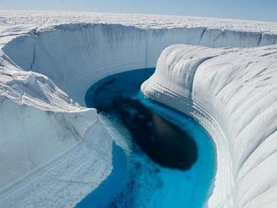 Cañon de hielo – Groenlandía