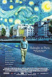 Crítica cinematográfica: Medianoche en París