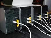 Western Digital está desrrollando sistema almacenamiento Thunderbolt