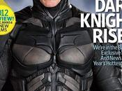 Dark Knight Rises Entertaiment Weekly magazine