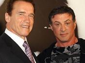 "Arnold Schwarzenegger Sylvester Stallone podrían trabajar juntos ""The tomb"""