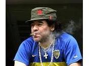 Diego Armando Maradona operado emergencia.