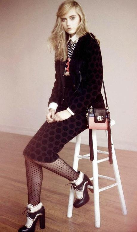 ARE POLKA DOTS PART OF FASHION?