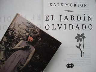 39 el jard n olvidado 39 de kate morton paperblog for Libro jardin olvidado