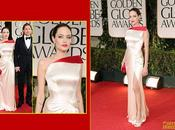 Golden Globes 2012, podio