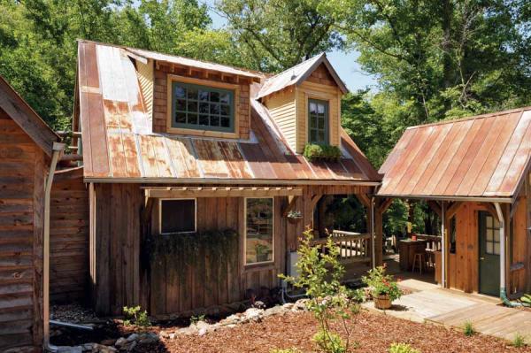 Los placeres de construir juntos una casa ecológica - Paperblog