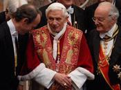 Religión. Manipulación palabras Benedicto matrimonio