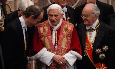 Religión. Manipulación de las palabras de Benedicto XVI y el matrimonio gay