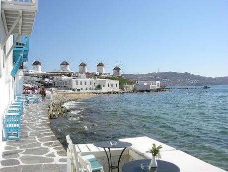 Islas Cícladas,Grecia