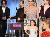 Algunos ganadores Globos 2012