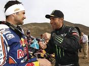 Dakar 2012: Despres Peterhansel enormes
