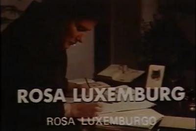 Rosa Luxemburgo, Patricio Lumumba... día de compensación