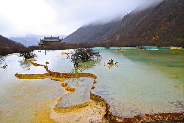 Huanglong Mountain, Sichuan