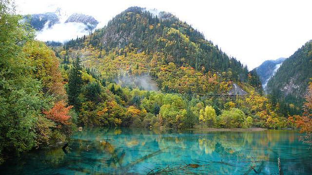 jiuzhaigou-valley