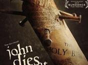 Nuevo poster John Dies