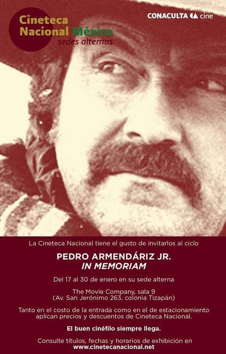 Pedro Armendáriz Jr. In Memoriam
