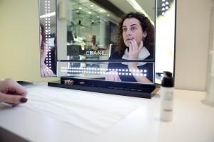 Taller de maquillaje en Chanel