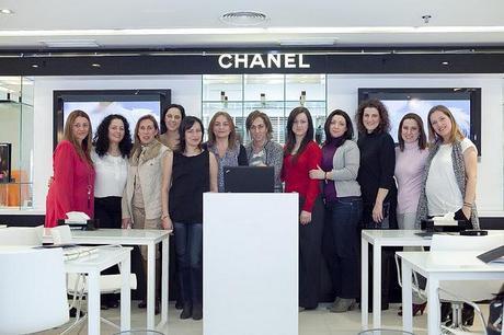 CHANEL presenta 'Harmonie Printemps', su colección de maquillaje Primavera-Verano 2012