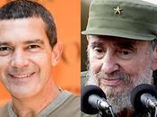 Antonio Banderas podría personificar Fidel Castro
