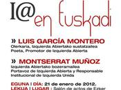 Presentación IZQUIERDA ABIERTA Euskadi