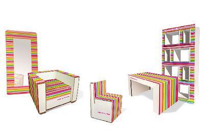 Muebles de cart n agatha ruiz de la prada paperblog - Muebles ruiz ...